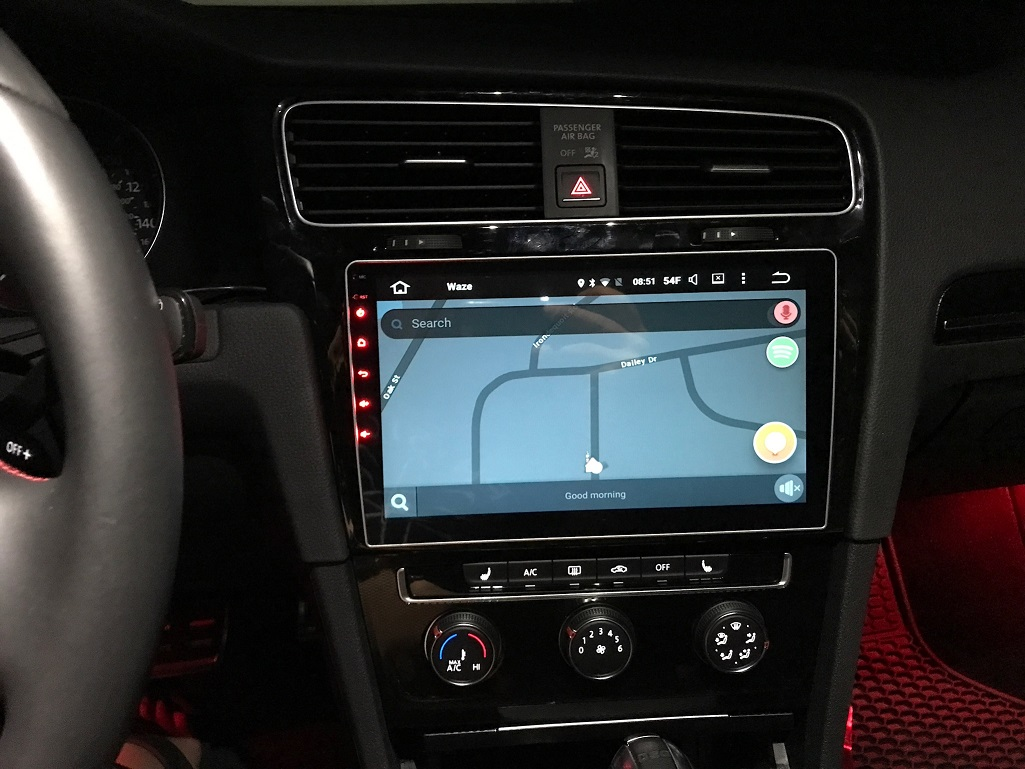 Android Head Unit - PX5 MTCD unit [Archive] - GOLFMK7 - VW